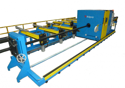 Ridgway Umbilical Cable Taping Machine